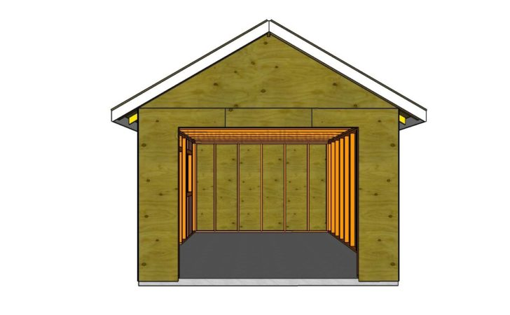 Plans Building Garage Room Design Ideas