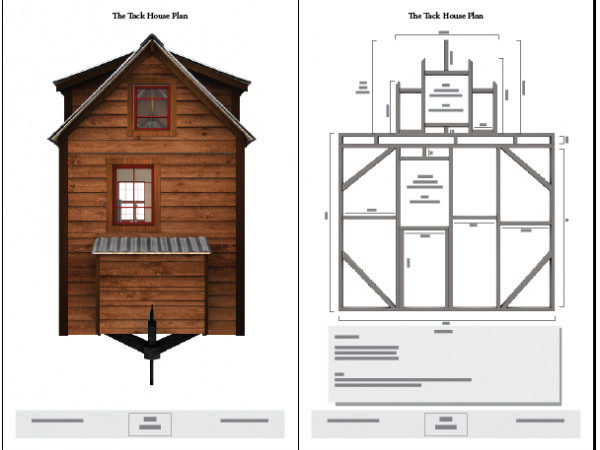 Plans Tiny House Pins