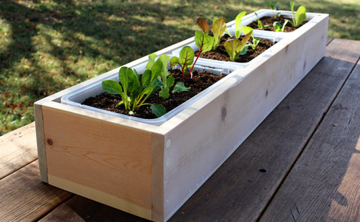 Planter Boxes Want Diy Right Now Garden