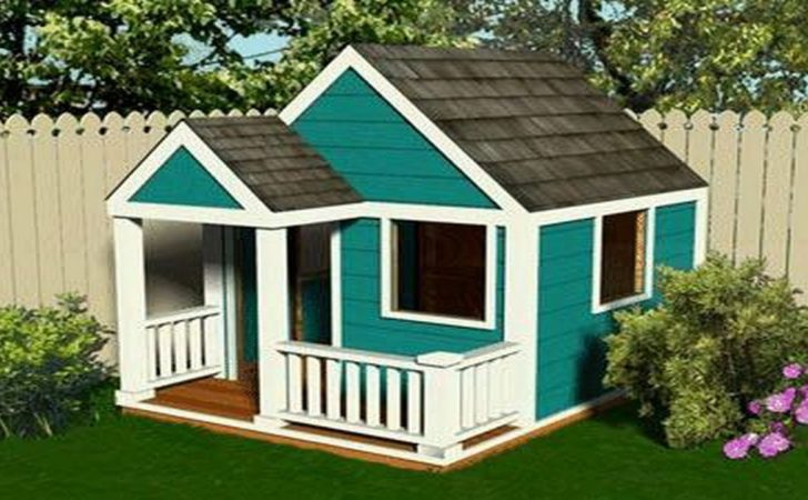 Playhouse Plans Build