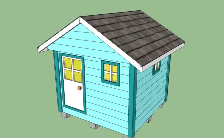 Playhouse Plans Howtospecialist Build