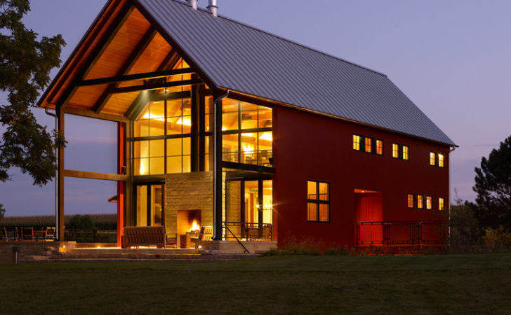 Pole Barn Homes Can Build One
