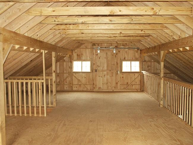 Pole Barn Loft Pdf Old Style Plans Freepdfplans