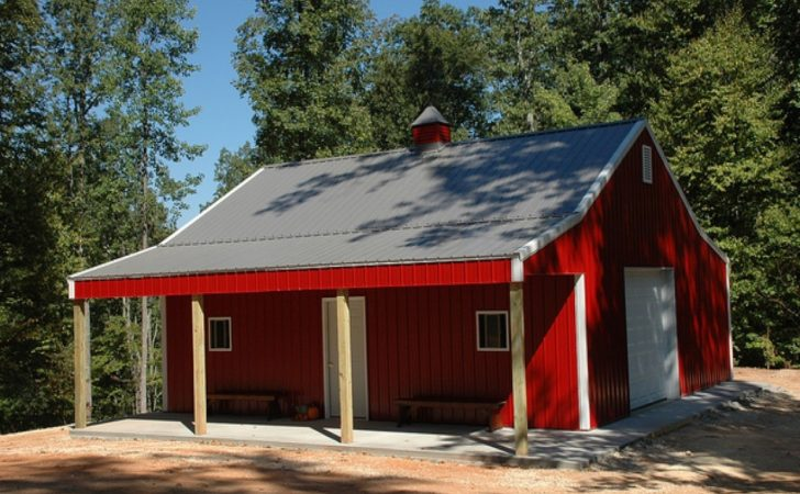 Pole Barns Apartments Barn Building Packages