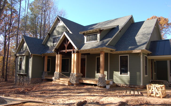 Pool Open Kind Modern Craftsman Style Home