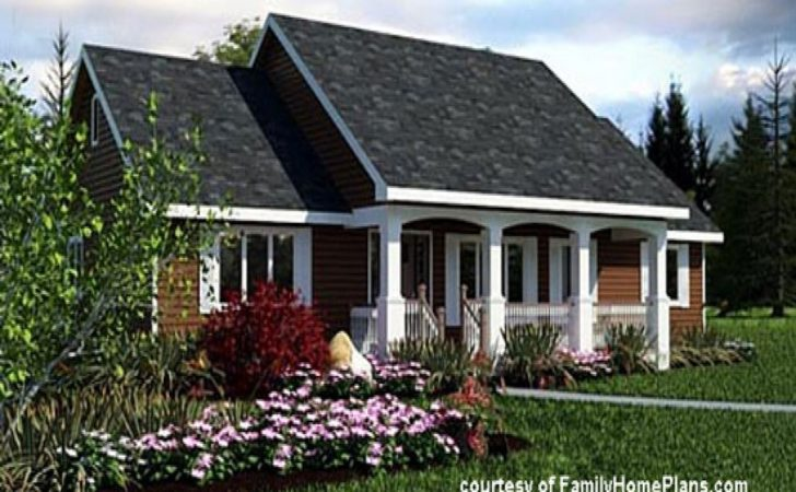Popular Ranch Style House Plans