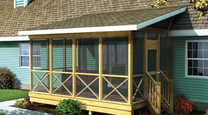 Porch Roof Designs