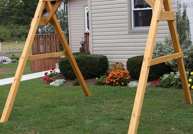 Porch Swing Frame Designs Pdf Woodworking