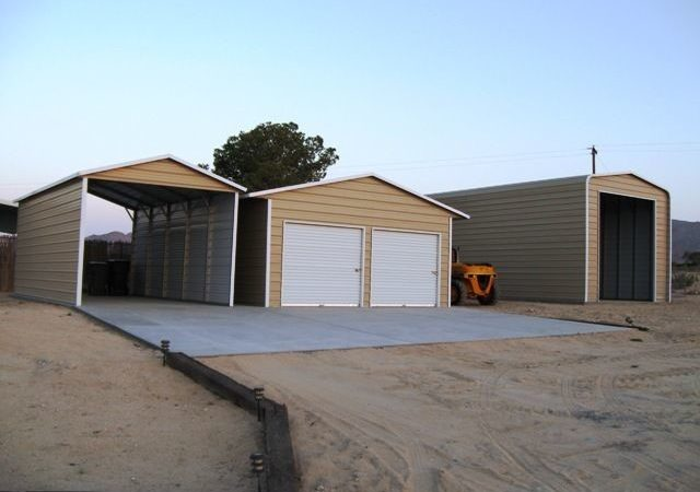 Pre Fab Barns Steel Buildings Carports Garages Ports
