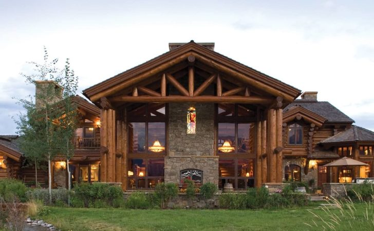 Precisioncraft Luxury Timber Log Homes