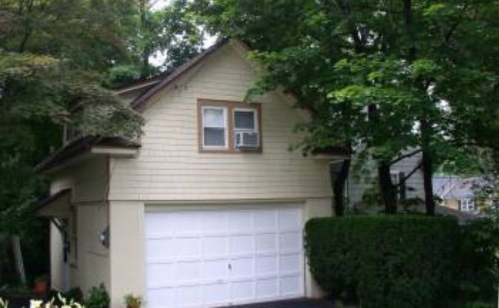 Private One Bedroom Apartment Over Garage Rent White