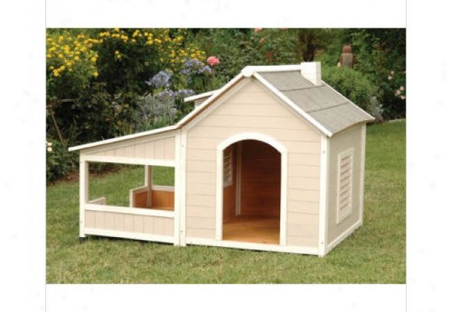 Proconcepts Outback Savannah Large Dog House Porch