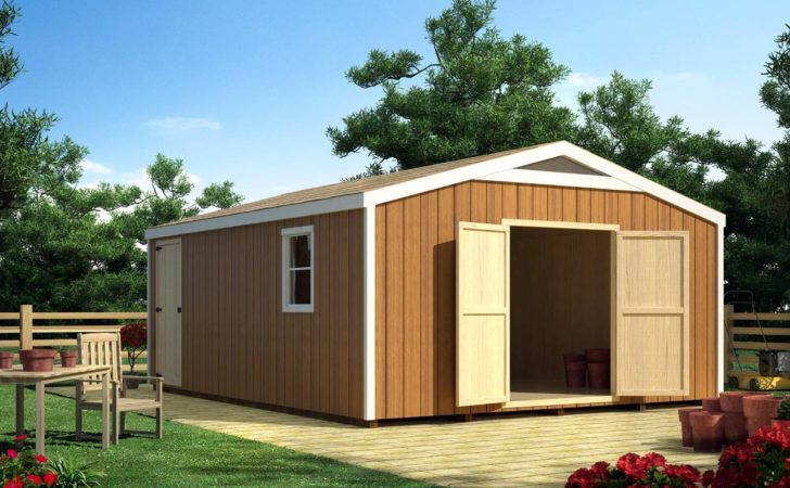 Project Plan Gable Shed