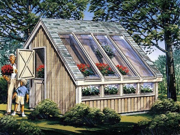 Project Plan Garden Shed