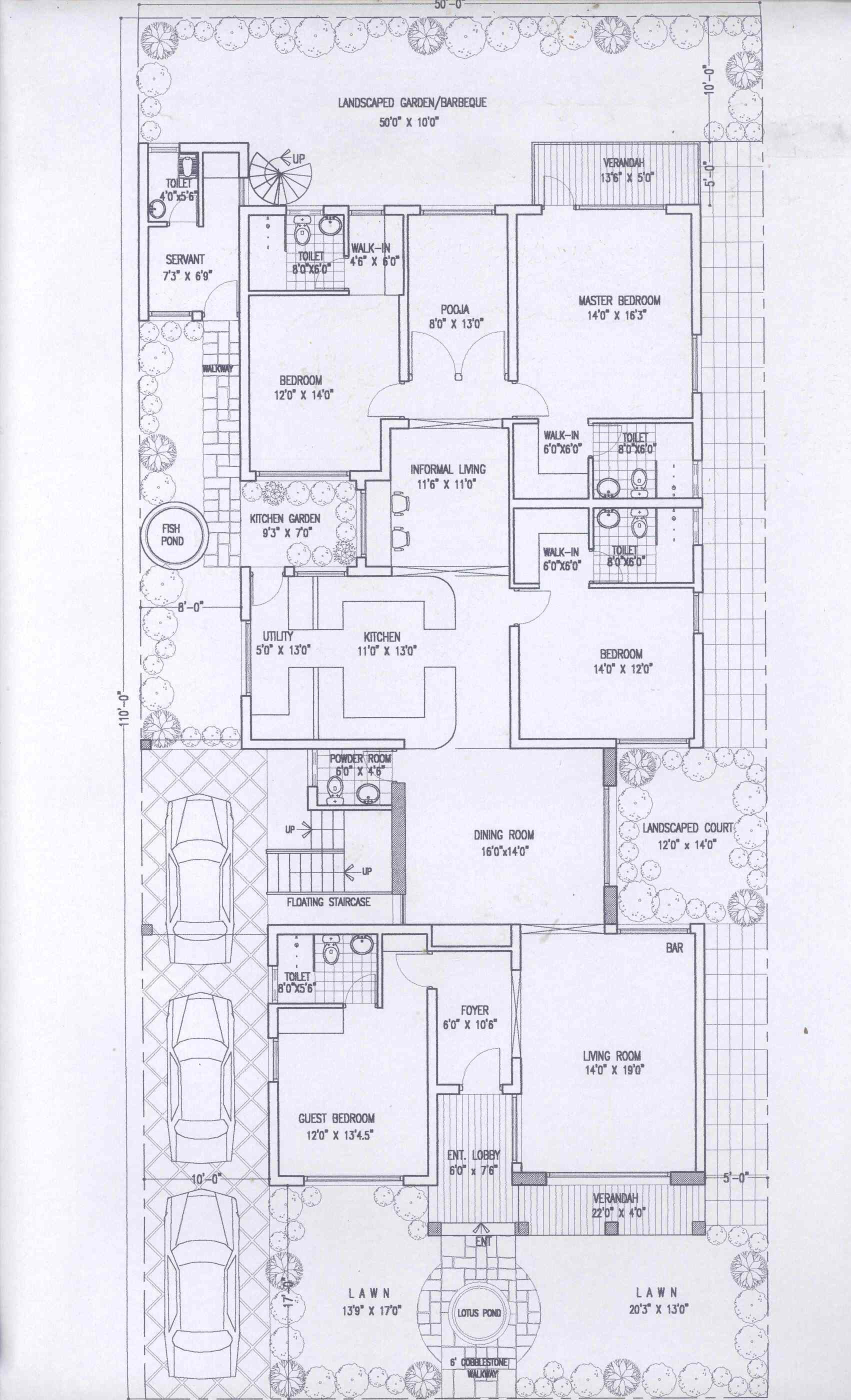 Property Square Footage Map House Measurement Foot