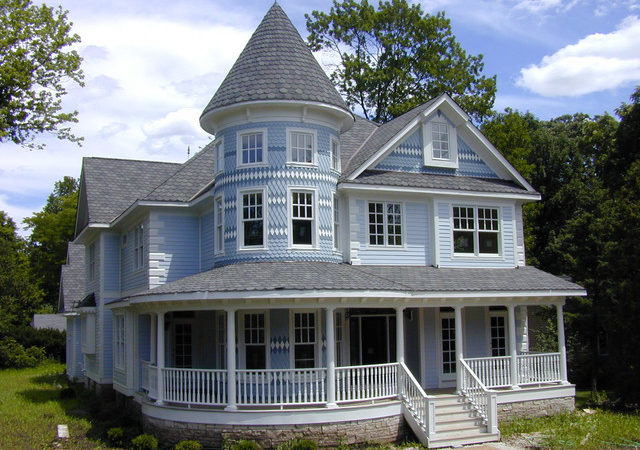 Quigley Custom Homes Forest Naperville Victorian