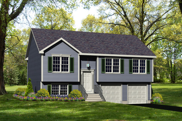Raised Ranch House Plans New Britain
