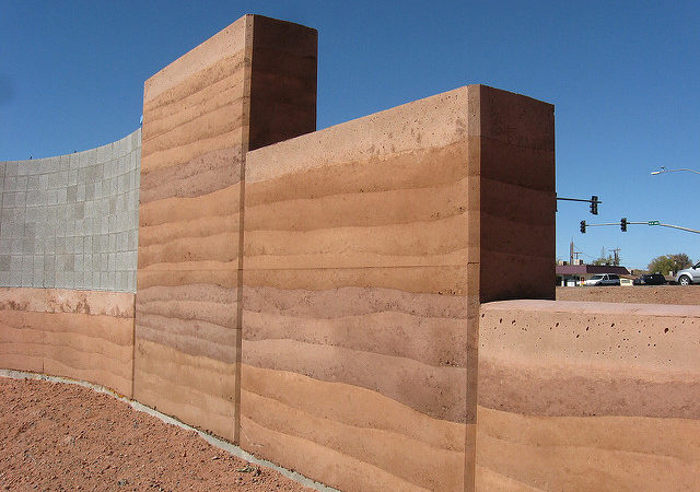 Rammed Earth House Vrayforc Official Support Forum