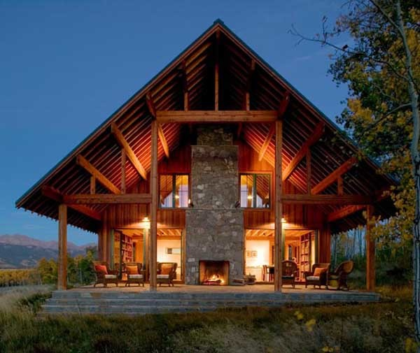 Ranch Architecture Homes Style Design