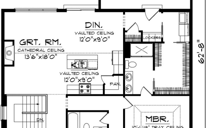Ranch Home Addition Plans Cottage House