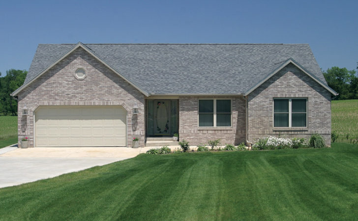 Ranch Home Exterior Small Style Exteriors