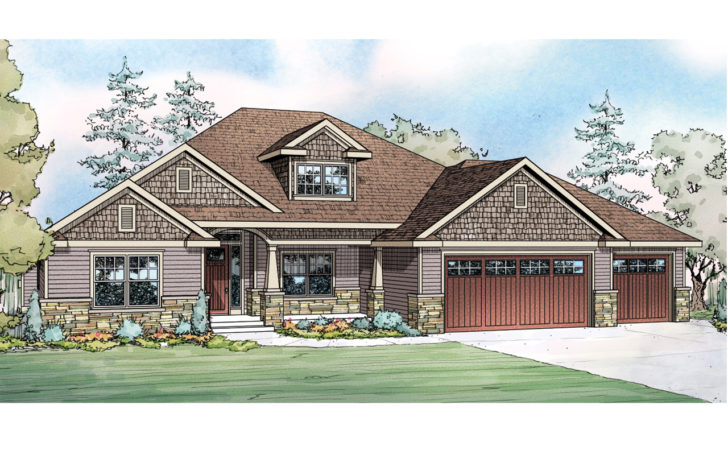 Ranch House Plans Jamestown Associated Designs
