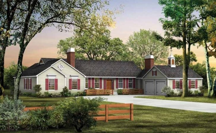 Ranch Style Home Plans Eplans