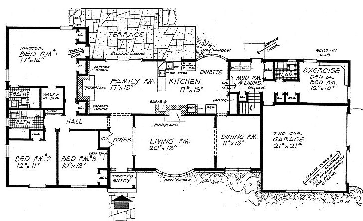 Ranch Style Homes Plans Newsonair