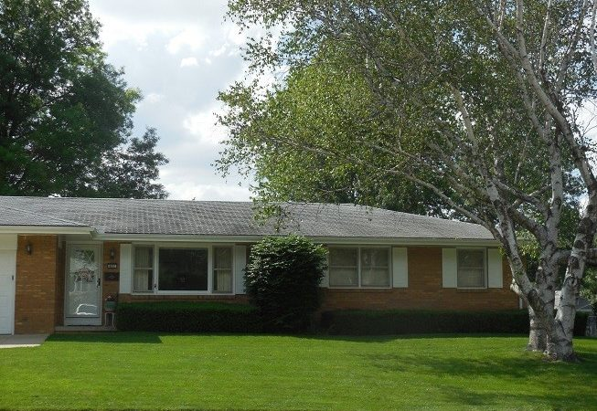 Ranch Style House Normal Illinois Wikimedia