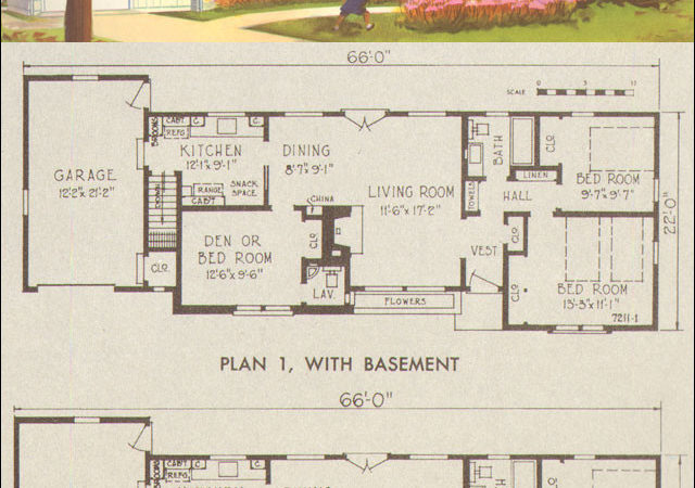 Ranch Style House Plans National Plan Service