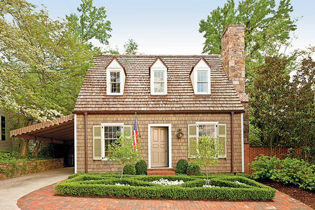 Randolph Cottage Southern Living House Plans