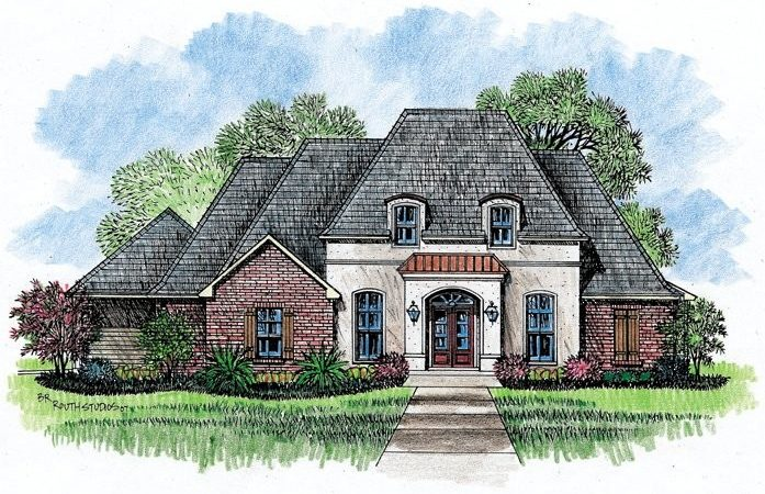 Rawlings Country French Home Plans