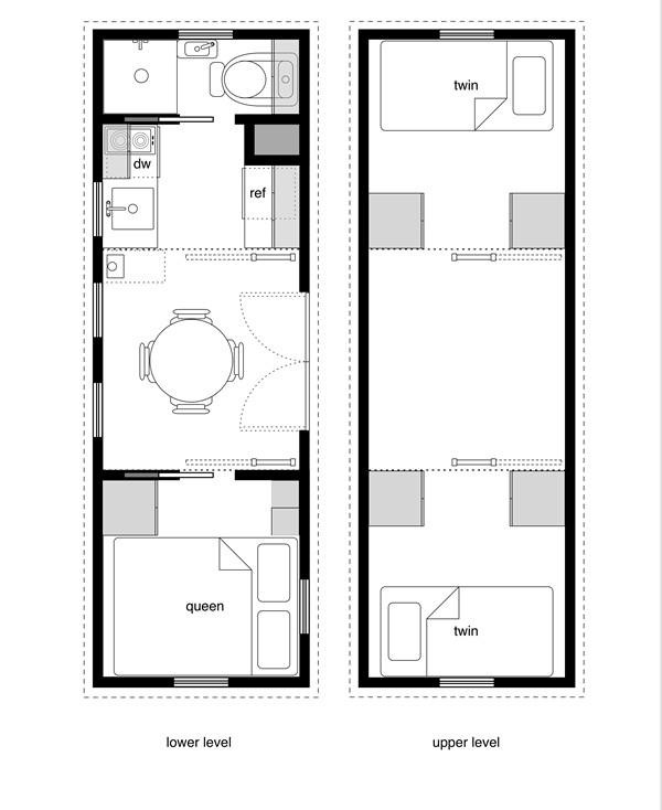 Relaxshacks Michael Janzen Tiny House Floor Plans