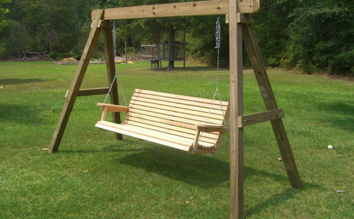 Reliable Affordable Wooden Patio Swing Sale