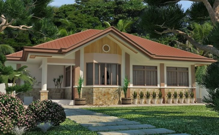 Residential House Plan Philippines Home Design