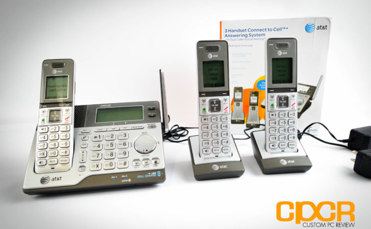 Review Clp Dect Cordless Phone System