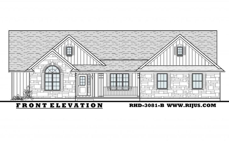 Rijus Home Design Ltd House Plans Ontario Custom