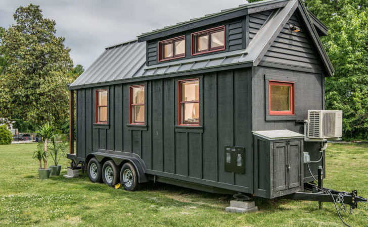 Riverside New Frontier Tiny Homes House Town