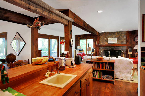 Robert Redford Former Rustic Retreat Listed
