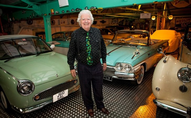 Rodger Dudding Has Britain Biggest Car Collection