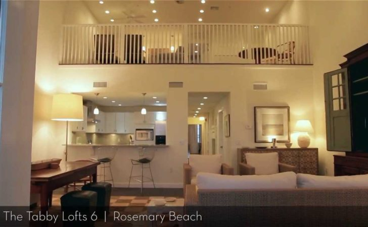 Rosemary Beach Tabby Lofts Exclusive Luxury
