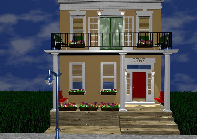 Row House Designs Flickr Sharing