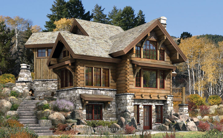 Rustic Cabin Floor Plans Find House