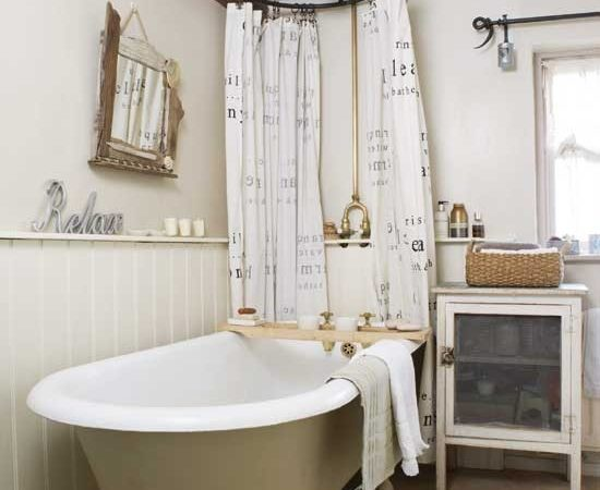 Rustic Cottage Bathroom Bedrooms Bedroom Ideas