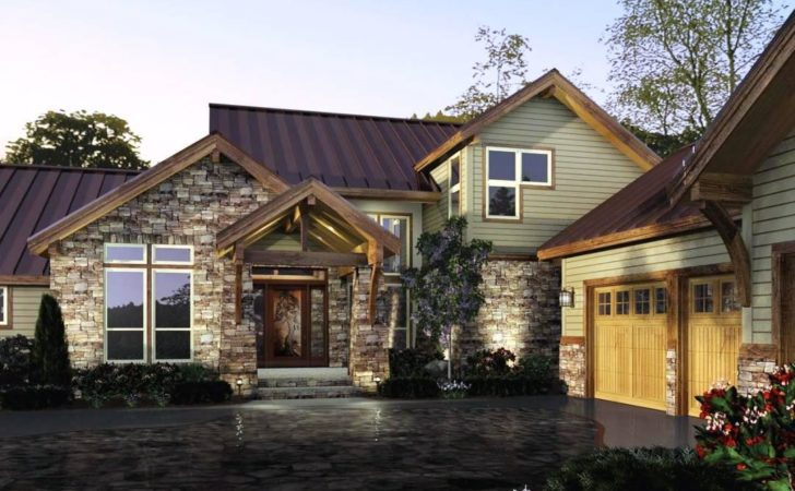 Rustic Modern House Plans Farm Style Decoration