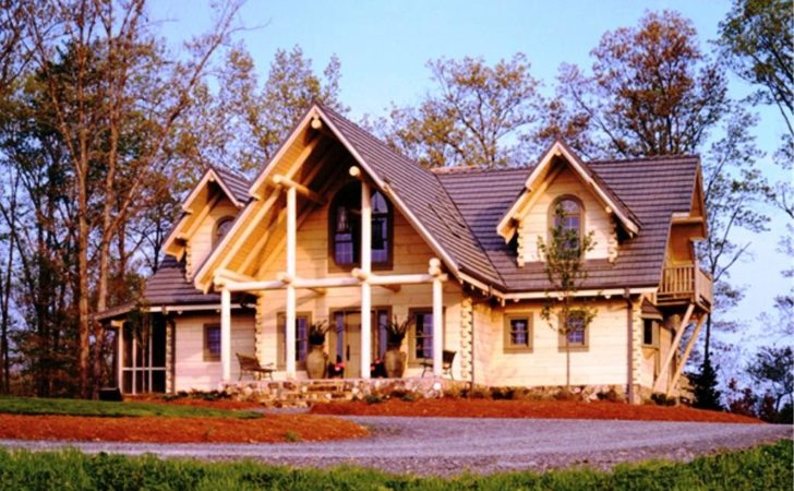 Rustic Modern House Plans Lake Design