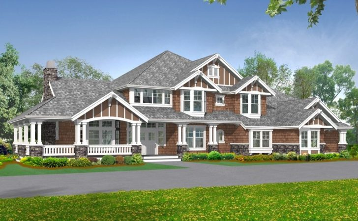 Rustic Ranch House Luxury Homes Bluff Home Plan Metal Roof