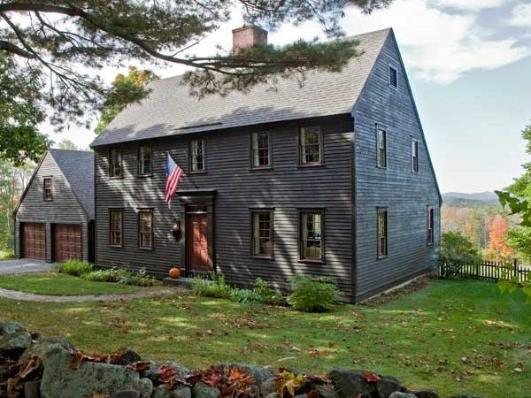 Salt Box Homes Pinterest Saltbox Houses New England