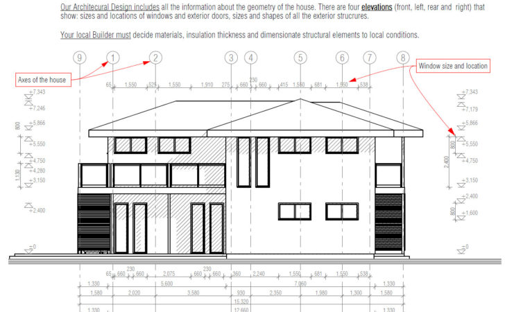 Sample Files House Plans Designs