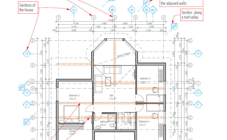 Sample House Plans Pdf Submited